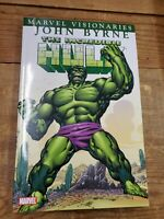 John Byrne Incredible Hulk Visionaries TPB NM VERY RARE OOP