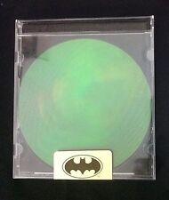 "original 1994 DC Comics ""Batman"" promo skybox ""Dark Knight"" skydisc hologram sld"