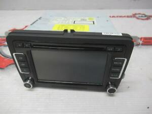 VOLKSWAGEN PASSAT STEREO/HEAD UNIT DISPLAY & HEAD UNIT (RCD510), 3C/MK6 B6-B