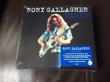 RORY GALLAGHER. BLUES 3 CD ALBUMS BOX SET NEW AND SEALED 32 unreleased TRACKS K1