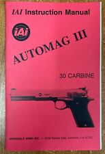 Amt Automag Iii factory manual
