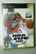 NBA LIVE 2005 GIOCO USATO XBOX EDIZIONE ITALIANA PAL FR1 41768