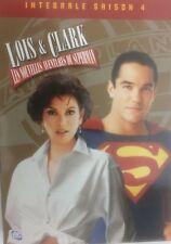 Lois et Clark Saison 4 dvd