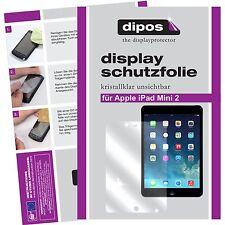 3x APPLE IPAD MINI 2 con Retina Pellicola Protettiva Per Display Chiara Pellicola INVISIBILE dipos