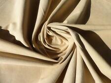 lambskin leather hide skins hide skin Eggshell Cream smooth finish