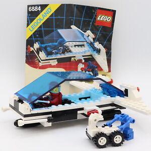 Vintage Lego 6884 Space Futuron Aero Module - Rare Collectable Set + Instruction