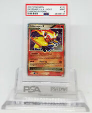 Pokemon DIAMOND AND PEARL INFERNAPE LV X 121/130 HOLO FOIL PSA 9 MINT #28386131