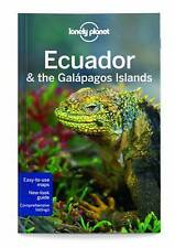 Lonely Planet ECUADOR & THE GALAPAGOS ISLANDS BRAND NEW 9781742207858