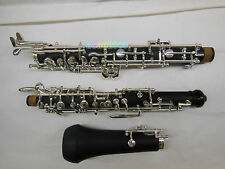 Professional Semiautomatic Oboe, Silver Plated C Key, EMS free shipping