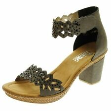 Cuban Heel Women's Ankle Straps Sandals & Beach Shoes