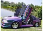 1987 Ford Mustang LX 1987 Ford Mustang Hatchback Purple RWD Manual LX