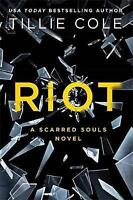Riot (Scarred Souls) by Cole, Tillie, NEW Book, FREE & FAST Delivery, (Paperback