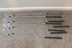 Mizuno MP-33 Golf Irons 3 4 5 6 7 8 9 P (S 300)