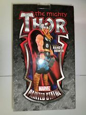 THE MIGHTY THOR Classic Museum Statue by Randy Bowen FULL SIZED Marvel NIB