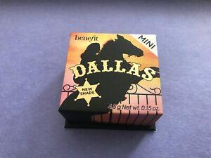 Benefit Dallas Blush 0.15 Oz**100% Authintic**
