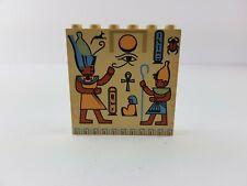 Lego® Panel 3754px2 aus 5988 1x6x5 Hieroglyphs Pattern Pharaohs Forbidden Wand