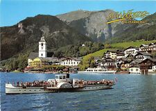 B36708 Ship Bateaux St Wolfgang am See  austria