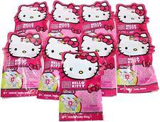 MEGA BLOKS Hello Kitty Series 3 FACTORY SEALED x9 SET COMPLETE! Minifigures
