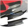 REAL CARBON FIBER FRONT SPLITTER BUMPER LIP SPOILER For BMW E90 E92 E93 M3 07-13