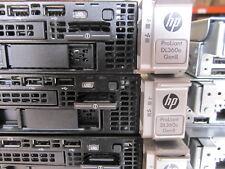 HP ProLiant DL360e G8 SFF 2.5 Barebone System w/2x HS+PS No CPU/RAM/HDD No Raid