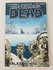 The Walking Dead Vol. 2 Miles Behind Us Image Softcover Graphic Novel Comic Book