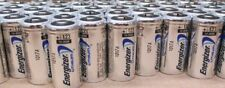 NEW Box of 60 Energizer CR123A Battery Lithium 3V for EL123A DL123A SF123A Bulk