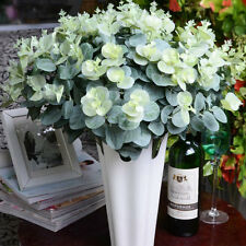 Artificial Fake Green Leaves Ivy Garland Plant Bouquet Wedding Party Home Decor