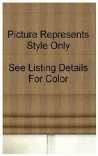 """Roman Window Shades 25"""" x 56"""", TOP DOWN/BOTTOM UP, Off-white by DSC"""