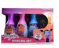 Disney Vampirina Little Gouls Bowling Set includes 6 Pins & 1 Bowling Ball