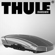 Thule Motion XT M Dachbox Schwarz 400L 75 kg - Transportbox Dachkoffer 629201