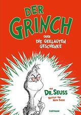 Der Grinch | Seuss | Buch | GB | Deutsch | 2020