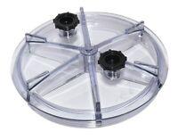 "Genuine Original 8"" Waterco Lacron Swimming Pool Filter Lid - NEW STYLE!"