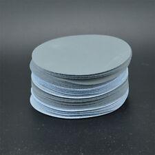 20PC 3000Grit 6Inch(150MM) Sander Disc Flocking Sanding Paper Polishing pad