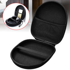 Hard Shell Carry Headphone Headset Earphone Case Bag Collector Pouch Storage Box