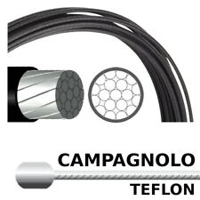 INNER DERAILLEUR GEAR CABLE TEFLON PTFE COATED COMPATIBLE CAMPAGNOLO MTB ROAD
