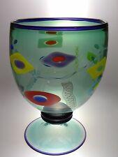 Harry Stuart RPM Studios Hand Blown Art Glass Decorative Centerpiece