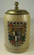 Antiker Bierkrug Reichelbräu Kulmbach vor 1945
