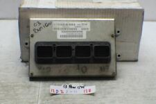 2003 Dodge 1500 Pickup 4.7L AT Engine Control Unit ECU 56028737AF Module 28 12D2