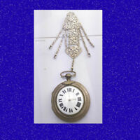Georgian Silver Fusee Verge Austrian Gratz Pocket P-Case Watch &Chantelaine 1770