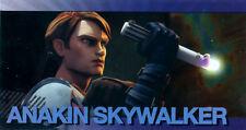 Star Wars Clone Wars Season 1 Widevision Foil Character Card Singles (Pick 4)