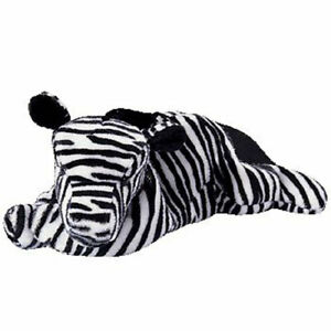 TY Beanie Baby - ZIGGY the Zebra (8 inch) - MWMT's Stuffed Animal Toy