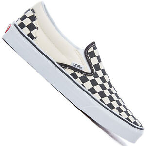 Vans Classic Slip On Zapatillas de Hombre Mocasines Zapatos Skate Slip-On