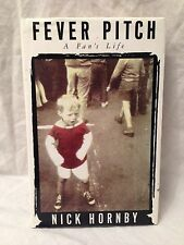 Nick Hornby - Fever Pitch - 1st/1st 1992 Gollancz - A Fan's Life, Arsenal FC