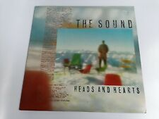 The Sound, Head and Hearts, Statik Records, Made in France, Vinyl