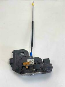 Front Left Driver Side Door Latch CADILLAC SRX 10 11 12 13 14 15