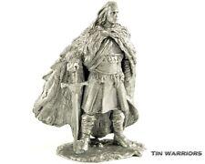 Scotland. Duncan McCloud. The Highlander. Tin toy soldiers. 1/32 metal sculpture
