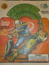 2000 AD & TORNADO Comic - PROG No 143 - Date 15/12/1979 - UK COMIC