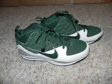 Nike Tennis Shoes High top Basketball Womens size 16 Shoes Blue Chip Green NWOB
