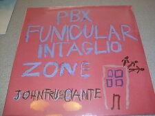 John Frusciante - Pbx Funicular Intaglio Zone - 2LP Vinyl //// Neu & Gatefold