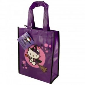 NEW Hello Kitty Trick or Treat Halloween Tote Bag Shopping